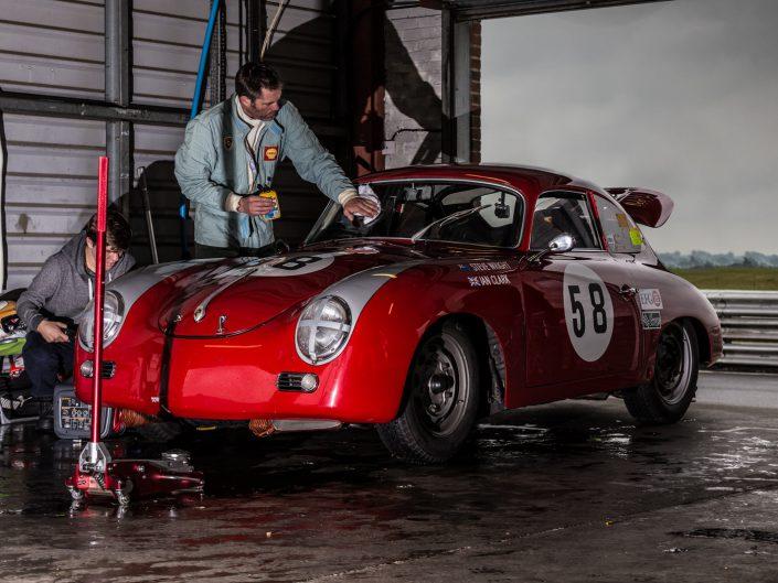 356 race car progress