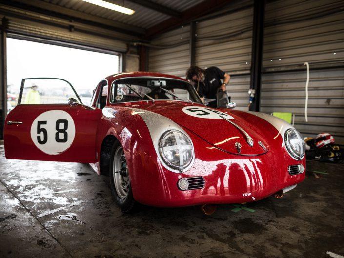 356 race car portfolio